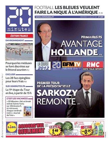 LA COURSE - 20minutes.fr