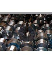L'industria siderurgica italiana - relazione annuale 2 - Fiom