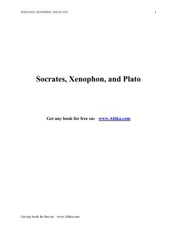 Virtues Of Authenticity Essays On Plato And Socrates  Socrates Xenophon And Plato  Cyjackcom Thesis Argumentative Essay also Assignment Helpers Perth  Statistics And Probability Help