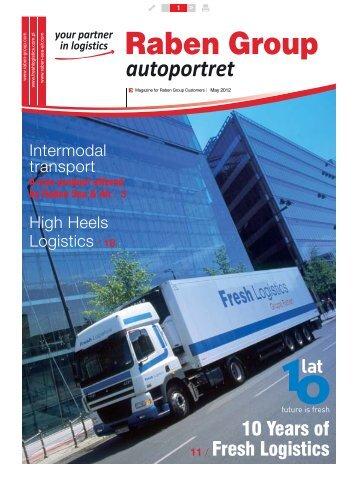 Ways to Track - Raben Logistics Polska