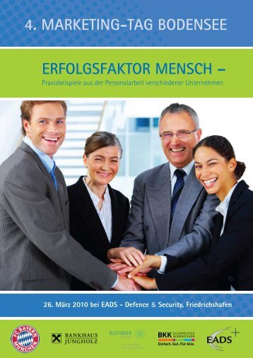 4. Marketing-Tag - Netzwerk-Bodensee
