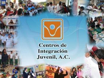 Diapositiva 1 - Centros de Integración Juvenil