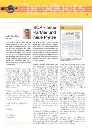 Editorial .............. Marketing & Medien - Druckhaus Berlin-Mitte Gmbh