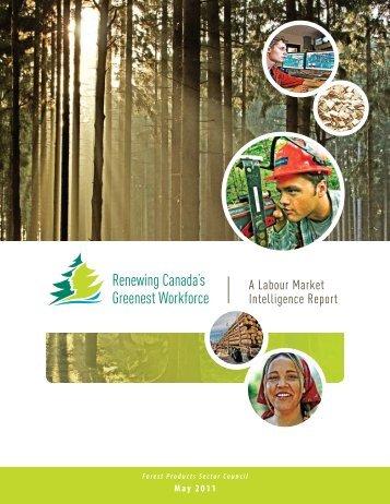 Renewing Canada's Greenest Workforce - fpsc-cspf.ca