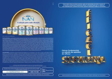 A solução para cada situação. - Nestlé