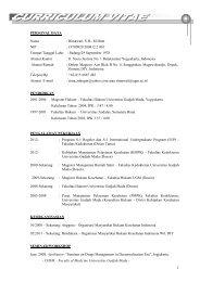 Rimawati, S.H., M.Hum - Manajemen Rumah Sakit PKMK UGM