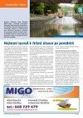 Povodně 2010 Magazín Zlínského kraje červenec ... - Okno do kraje - Page 6