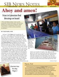 issue - Holy Name Province