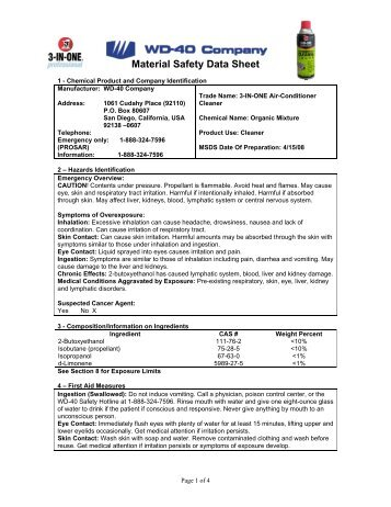 Resolve Carpet Cleaner Msds Diydry Co