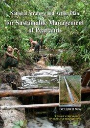 National Strategy of Peatlands.pdf - Wetlands International ...