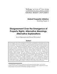 download publication pdf - Mercatus Center
