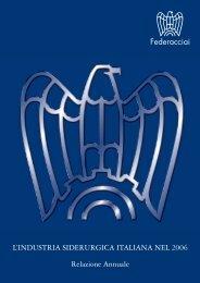 Anno 2006 - Federacciai