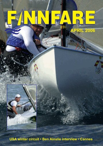 APRIL 2006 - Finn