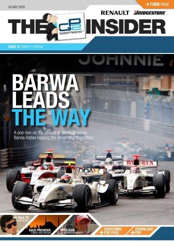Issue 15 - GP2 Series