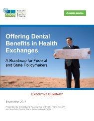 White Paper Executive Summary - Delta Dental