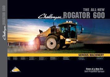 rogator 600