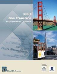 2007 San Francisco - Bay Area Council Economic Institute