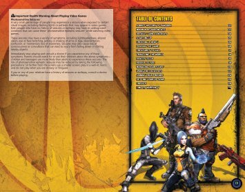 Borderlands 2 PC Manual - Steam