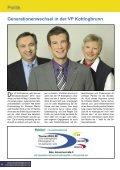 14. März: Gemeinde-Wahlen - Volkspartei Kottingbrunn - Page 4