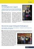 14. März: Gemeinde-Wahlen - Volkspartei Kottingbrunn - Page 7