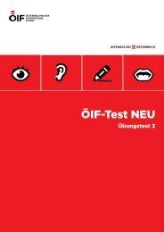 ÖIF-Test NEU
