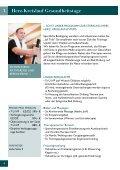 Gesundheitspauschalen - Moritz Klinik - Seite 4