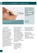 Gesundheitspauschalen - Moritz Klinik - Seite 6