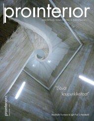 prointerior 1/2013 - PubliCo Oy