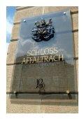 die schloss affaltrach sekt collection - Schlosskellerei Affaltrach Dr ... - Seite 3