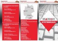 MAWOH Flyer Systemhaus - MAWOH GmbH / MAWOH Systemhaus ...