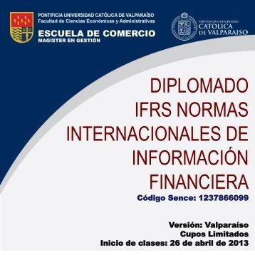 Diploma IFRS - Altavoz