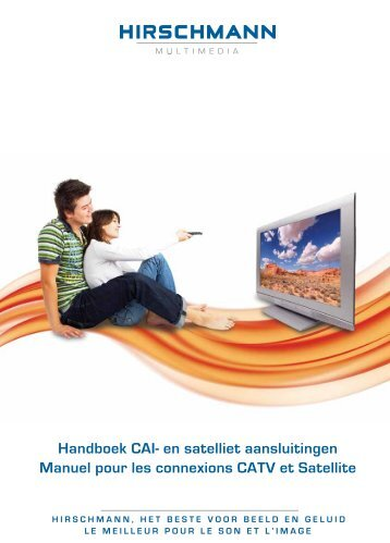 Handboek CAI - Hirschmann Multimedia Belgium
