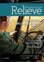 La máquina del campo español - Caja España-Duero