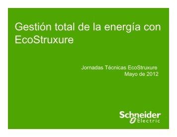Gestión Total de la Energía - Schneider Electric