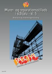 P5 brochure og montageanvisning - PASCHAL-Danmark A/S