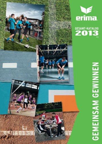 Teamsportkatalog 2013 - SC24.com