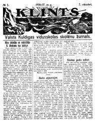 1/7.10. - Latvijas Nacionālā bibliotēka