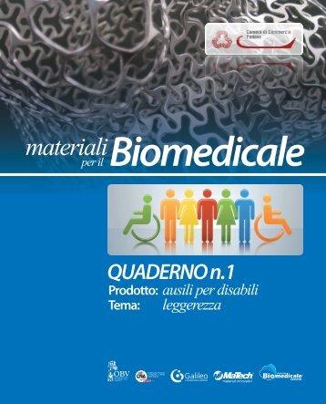 2010_mat_bio_quad_01_def.pdf - Osservatorio Biomedicale Veneto