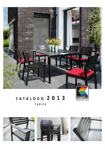 CATALOGO 2013 - Exteriors Castellar