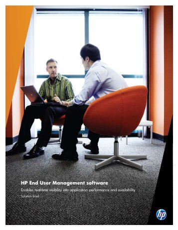HP End User Management software - US English - Zift Solutions