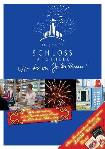 spielen & gewinnen - Schloss-Apotheke