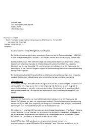 Voorlopige voorziening ENCI - Milieufederatie Limburg