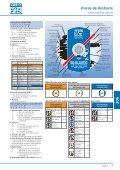 Catálogo 206 - Discos de corte e desbaste - PFERD - Page 7