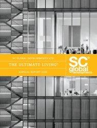 annual report 2006 - SC Global Developments