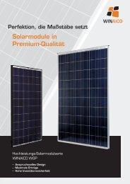 Ihre WINAICO-Vorteile - 123-Solarstrom
