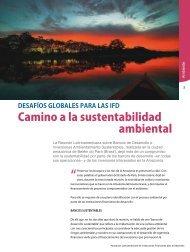 Camino a la sustentabilidad ambiental - Alide