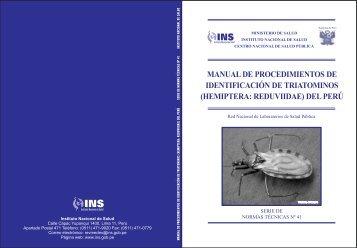 (Hemiptera: Reduviidae) del Perú - BVS - INS - Instituto Nacional de ...