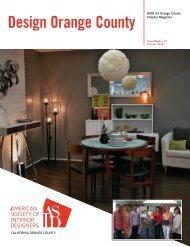 ASID OC Summer 2012 Newsletter