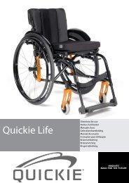 Quickie Life - Care Necessities
