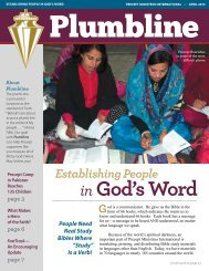 Establishing People in God's Word - Bible Study - Precept.org